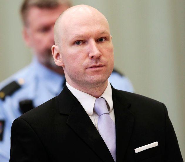 Anders Behring Breivik killed 77 people in Norway in