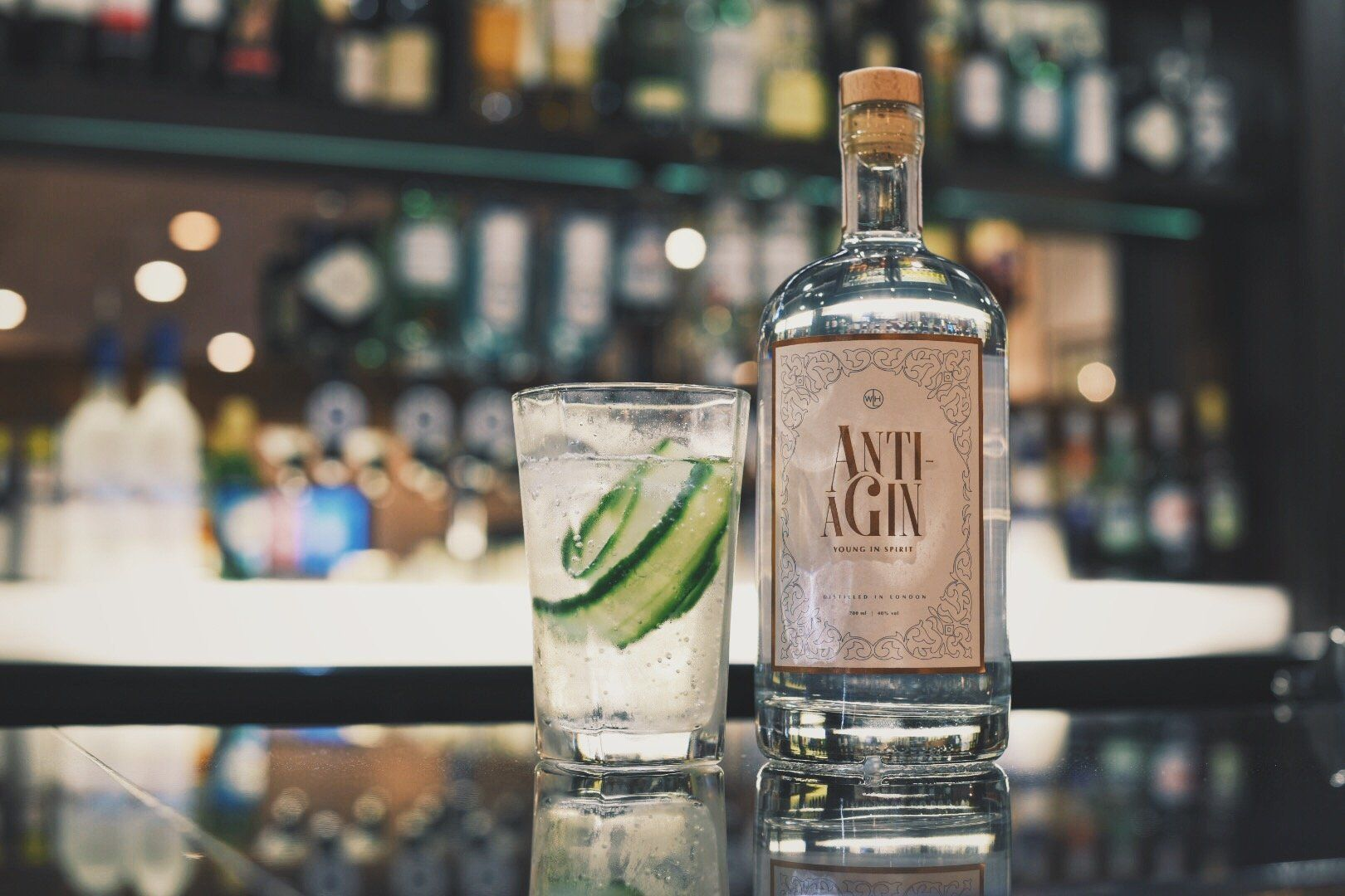 The World's First Anti-Ageing Gin Is