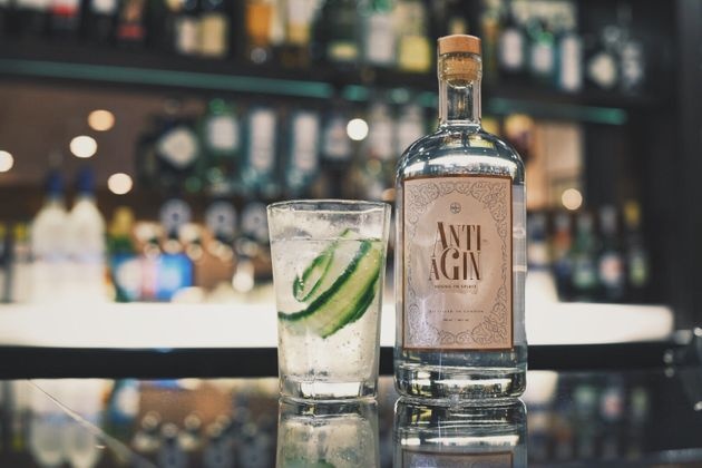 The World's First 'Anti-Ageing' Gin Is