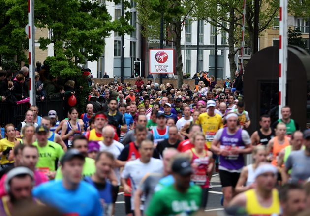 Some 38,000 people are expected to take part in this year's London