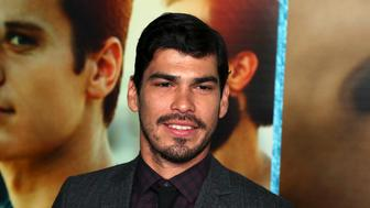 "Cast member Raul Castillo poses at the premiere of the new HBO Comedy Series ""Looking"" at Paramount Studios in Hollywood, California January 15, 2014. The television show debuts on January 19. REUTERS/Jonathan Alcorn (UNITED STATES - Tags: ENTERTAINMENT)"