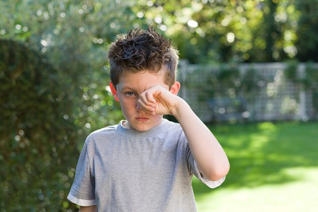 Allergy Awareness Week: How To Spot The Symptoms Of Common Childhood Food
