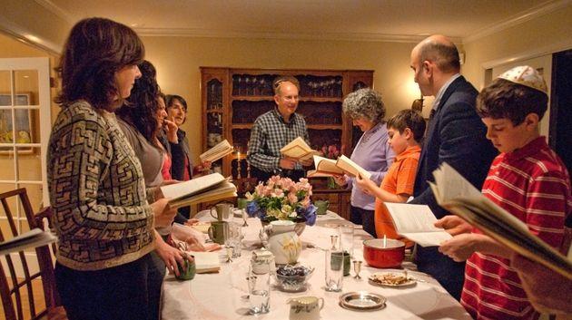 the jewish passover festival