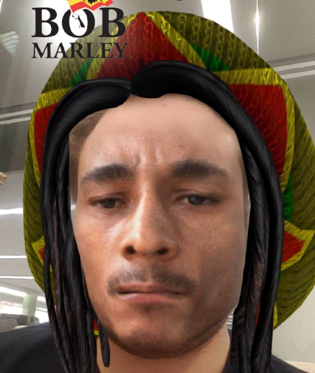 Snapchat's Bob Marley Filter Gets Universally Panned By The Internet For Being A 'Digital