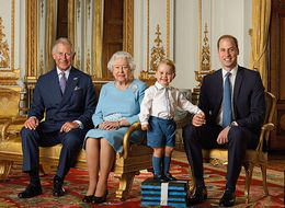 This Is What Made Prince George Smile In This Photo