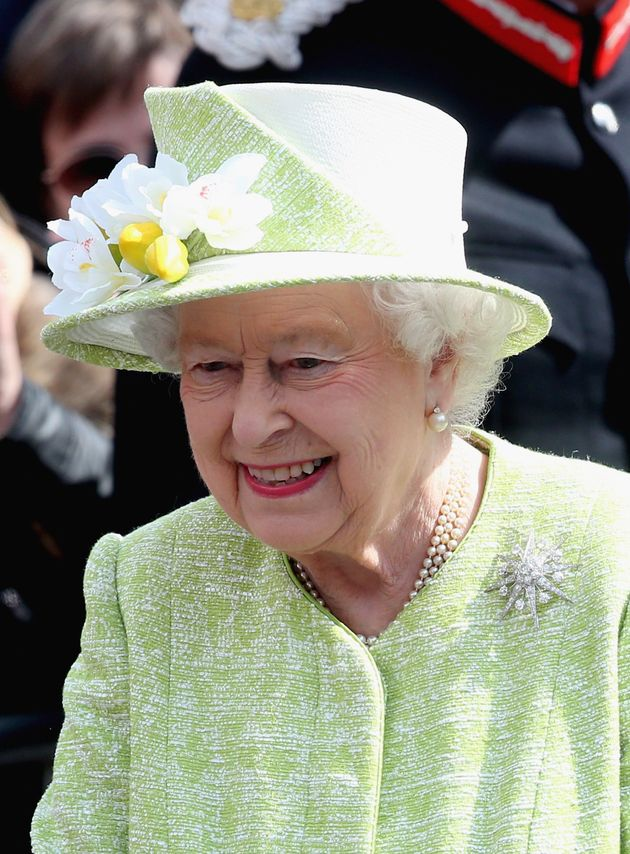 The Queen celebrates her 90th birthday