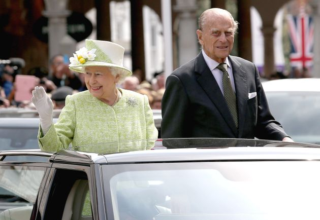 The Queen and the Duke of Edinburgh have been married for 69