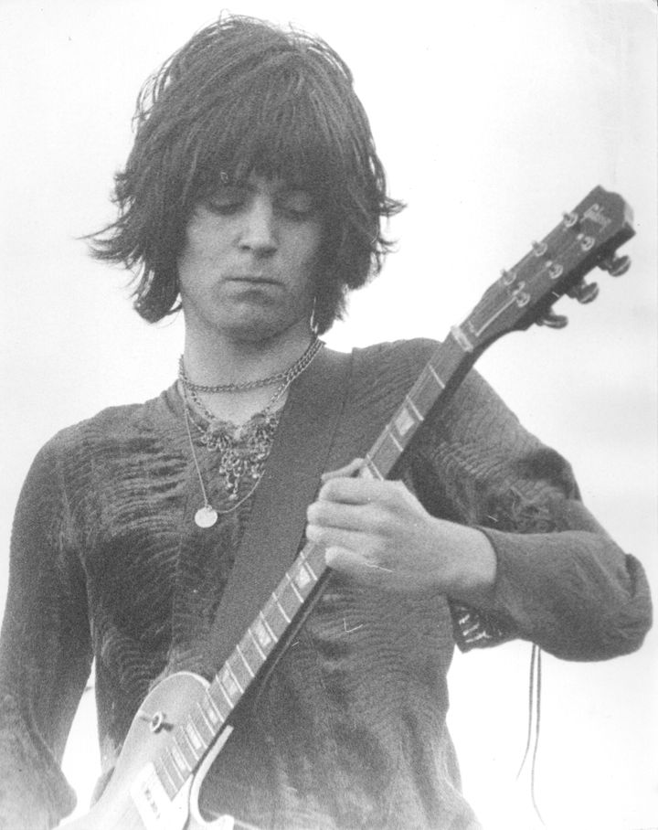 Terry Reid, 1968, Miami, was cover of second album.