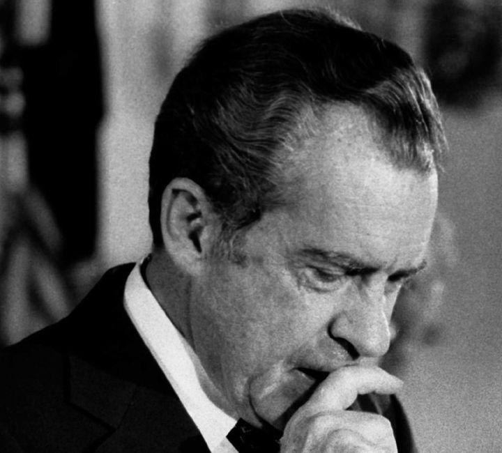President Richard Nixon took the U.S. dollar off the gold standard in 1971.