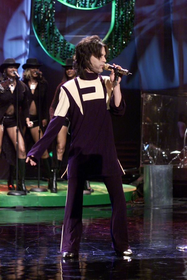 """Performing on """"The Tonight Show with Jay Leno."""""""
