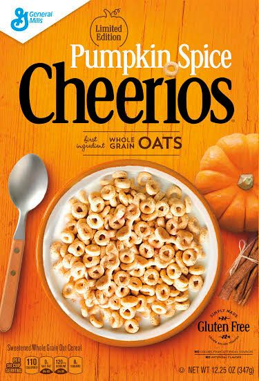 Pumpkin Spice Cheerios are set to hit store shelves this fall.