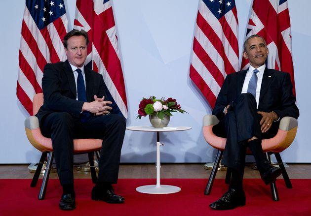 President Obama Invokes Wartime Alliance In Dramatic Intervention In EU Referendum