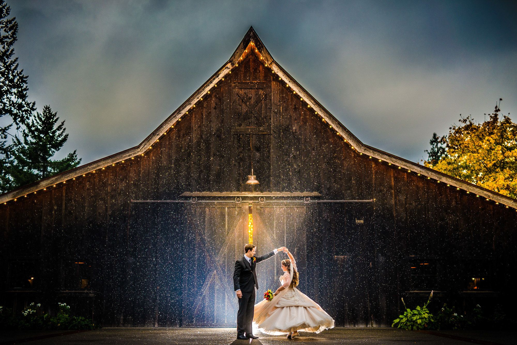 18 beautiful barn weddings that will charm your socks off | huffpost
