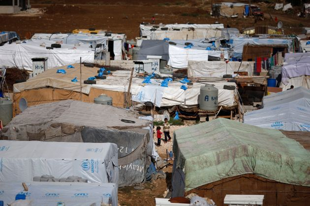 Millions of Syrian refugees are living in camps in parts of Europe and on the continent's border with