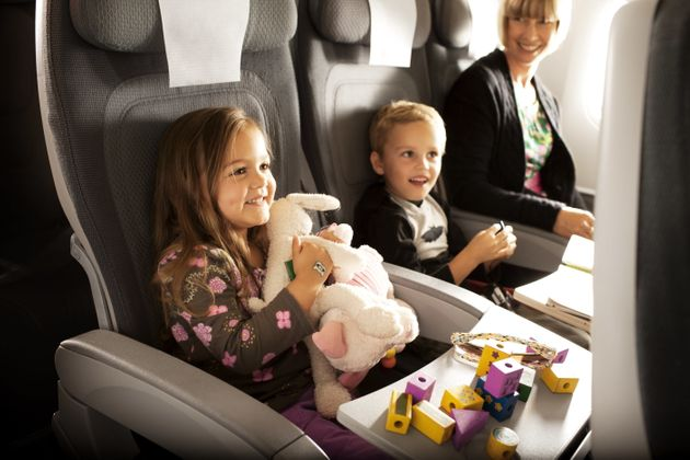 Surviving Long-Haul Air Travel With The