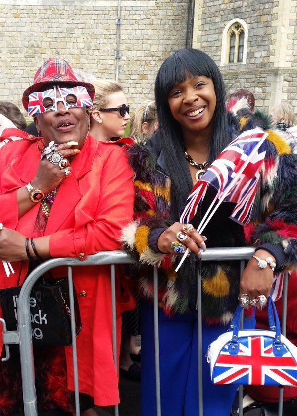 Gogglebox's Sandy and Sandra were hoping to meet the