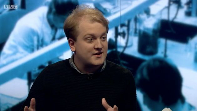 Harry Samuels, of Oxford University, told Newsnight thatthe NUS can no longer be
