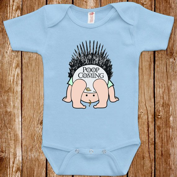 c7ee94ec 33 Awesome 'Game Of Thrones' Onesies For Your Little Khaleesi ...