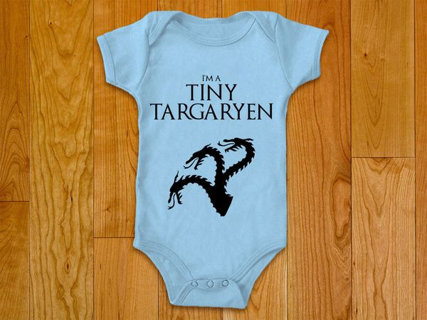 33 Awesome Game Of Thrones Onesies For Your Little