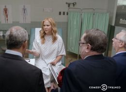 Male Politicians Perform Amy Schumer's Pap Smear In Spot-On Sketch
