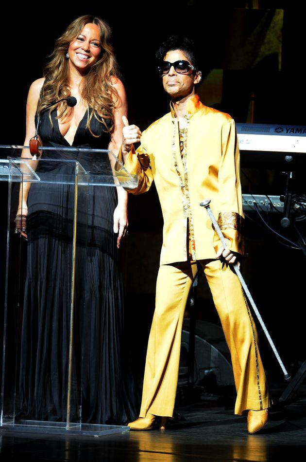 Mariah Carey and