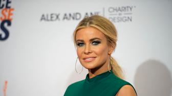 Model/recording artist Carmen Electra attends 23rd Annual Race To Erase MS Gala in Beverly Hills California on April 15, 2016. / AFP / VALERIE MACON        (Photo credit should read VALERIE MACON/AFP/Getty Images)