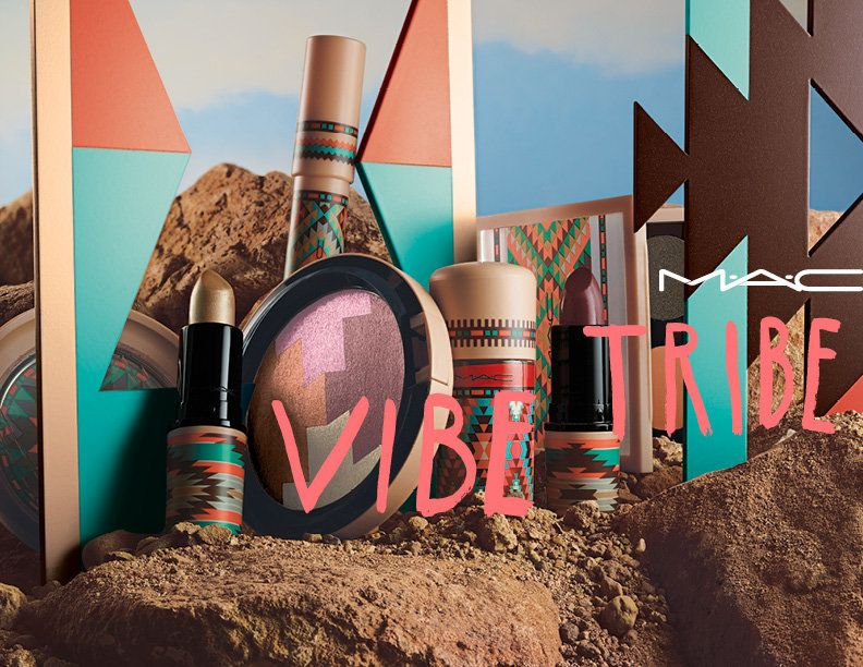 MAC Cosmetics' Vibe Tribe collection.