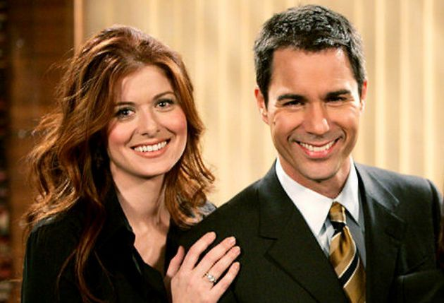 Adam credits 'Will and Grace' for allowing his family to laugh