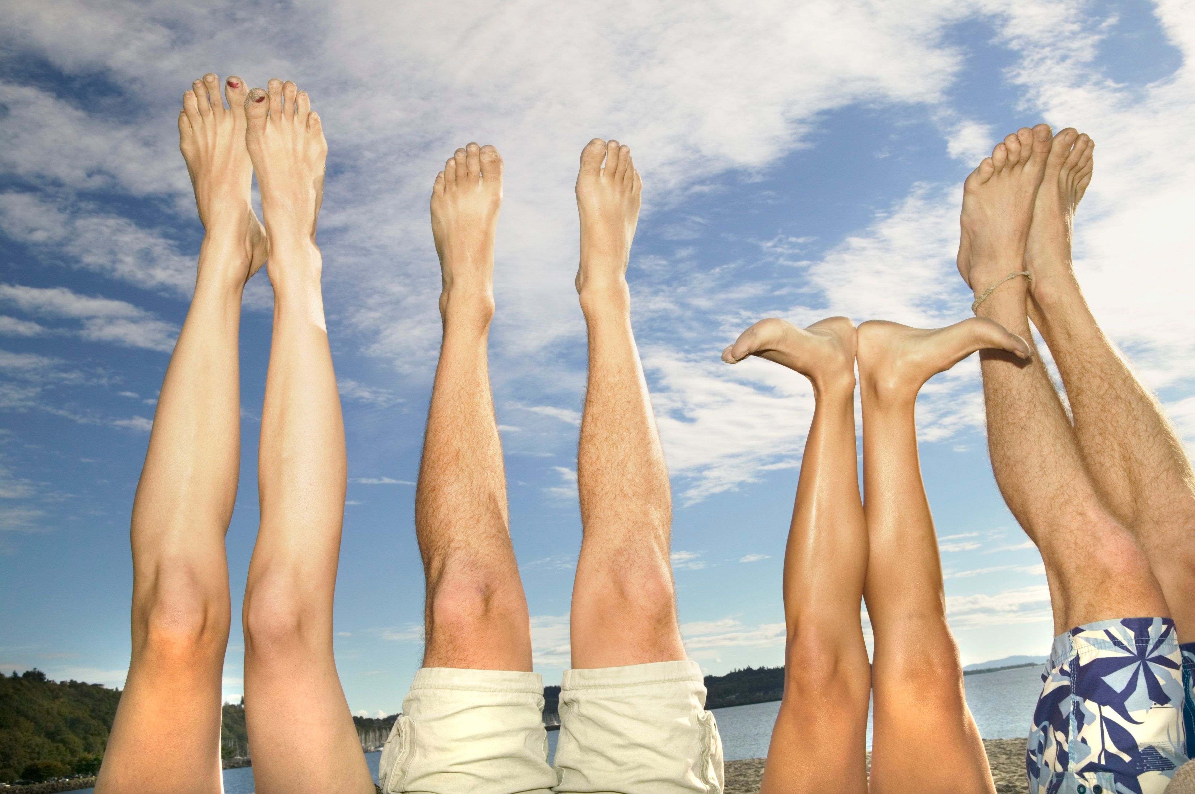 According to a new study, having long legs could up men's risk for colorectal cancer.