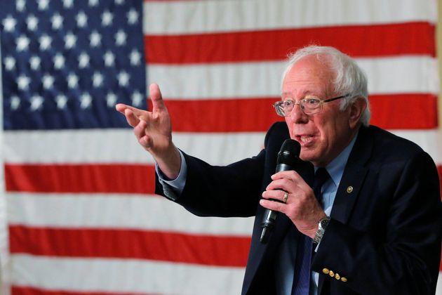 Bernie Sanders Is Seeing Gains In States That Have Yet To