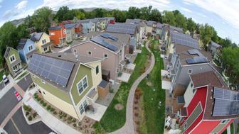 Solar subdivision