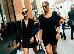 Why You Should Wear Head-To-Toe Black This Spring