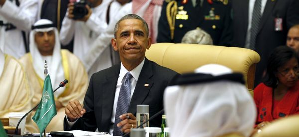 Don't Give Obama A Free Pass When It Comes To Saudi Aggression