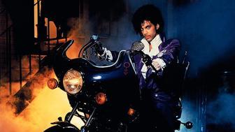 """Prince's 1984 movie """"Purple Rain."""""""