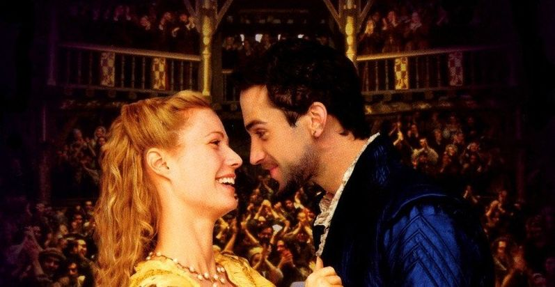 Joseph Fiennes -- er, Shakespeare -- doesn't look syphilitic to us!