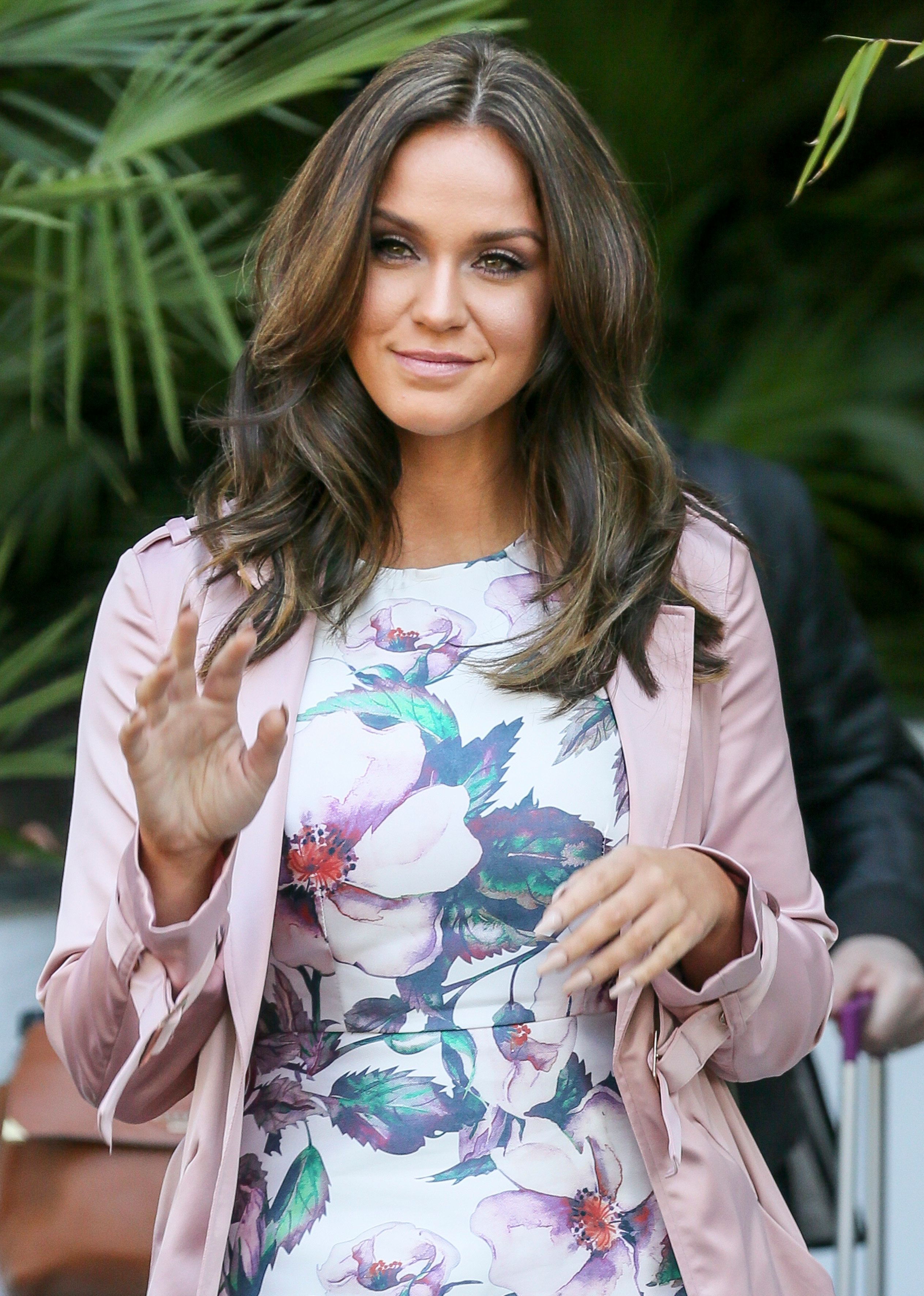 Vicky Pattison could replace Laura Whitmore on 'I'm A Celebrity... Get Me Out Of Here!