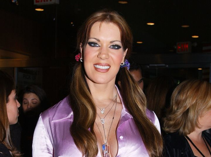 Chyna rose to fame in the 1990s as a tough womanin pro wrestling.