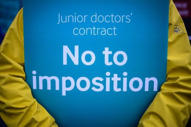 Doctors' leaders have said they will call off next week's strike if Jeremy Hunt removes his threat to...