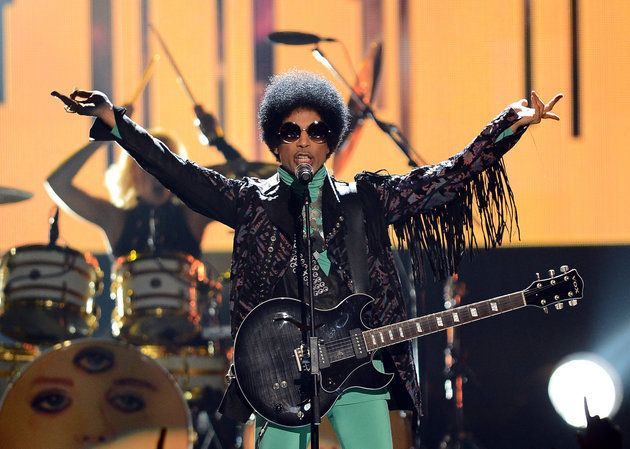 Prince performs onstage during the 2013 Billboard Music Awards at the MGM Grand Garden Arena on May 19, 2013 in Las Vegas.