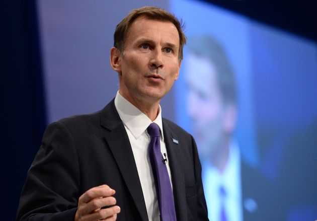 Hunt appealed to junior doctors to call off the 48-hour strike, starting