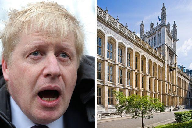 Boris Johnson King's College London Invitation Withdrawn Following Obama