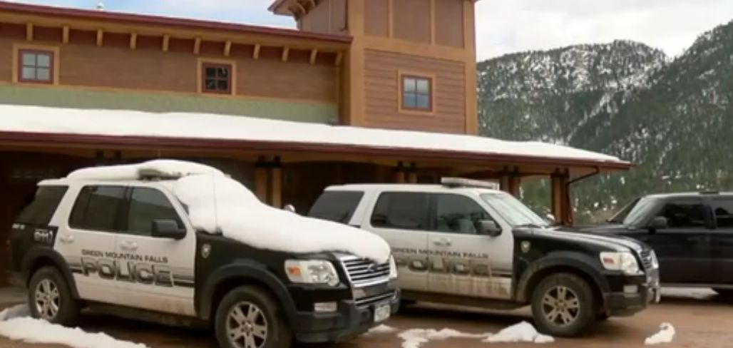 Green Mountain Falls is home to some 700 residents, but the population swells to around 1,200 in the summer months.
