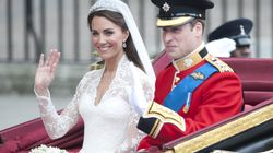 Alexander McQueen Denies 'Copying' The Duchess Of Cambridge's Wedding