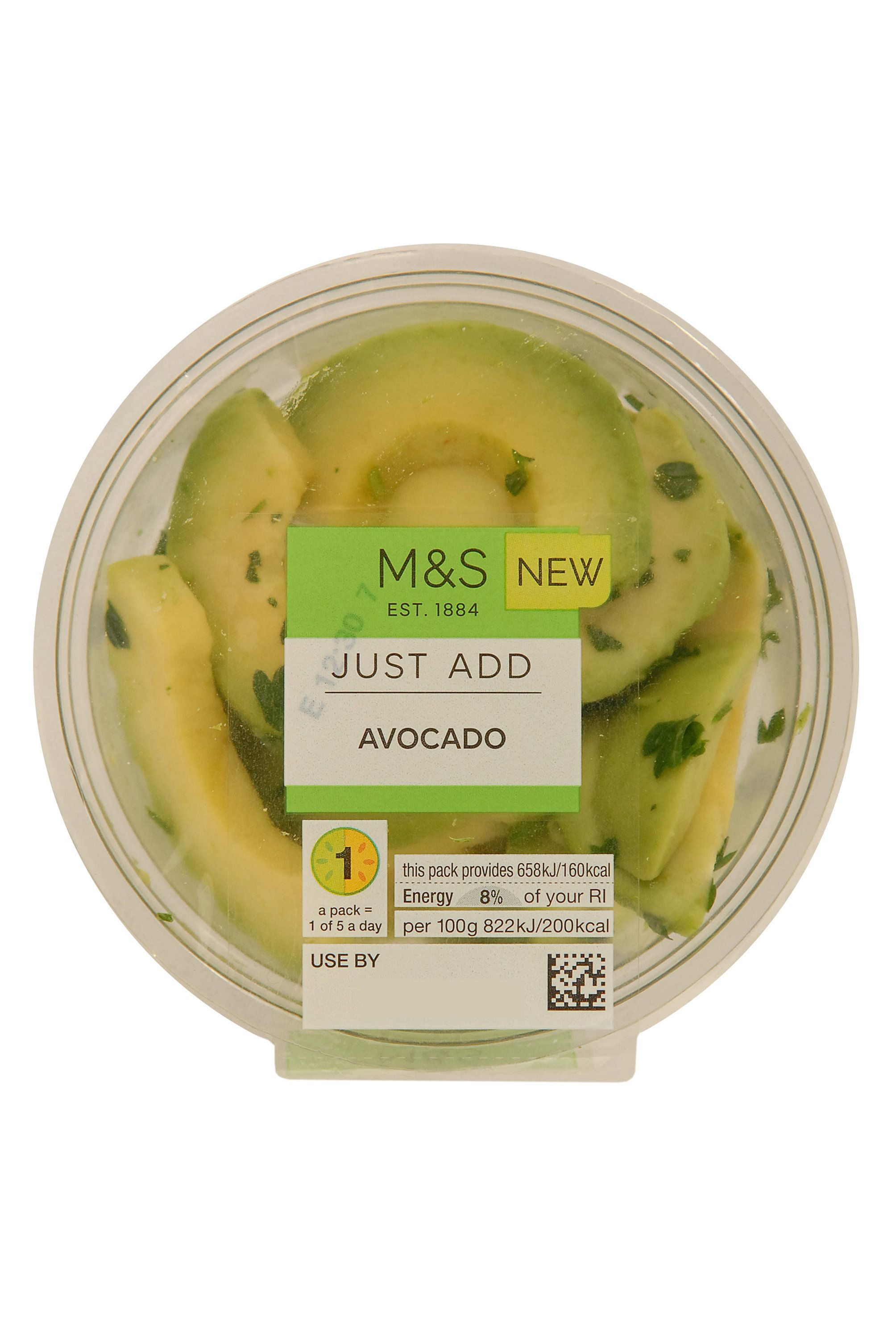 Marks And Spencer Now Sell Pre-Cut Avocado Slices And People Aren't
