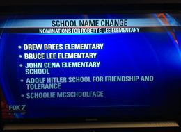 School May Be Named After Adolf Hitler Or Donald Trump After Going To Public Vote