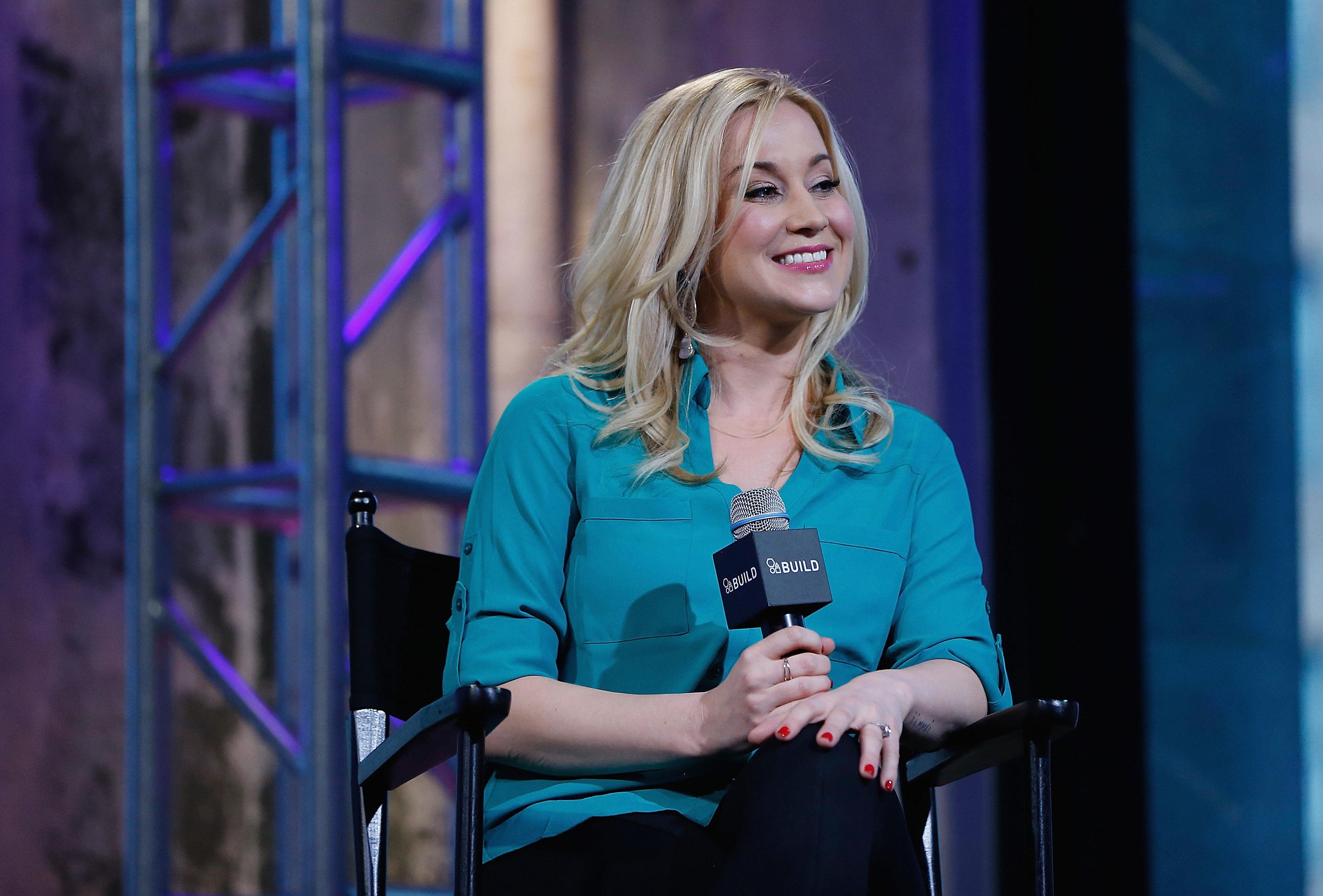 NEW YORK, NY - APRIL 18:  Kellie Pickler attends AOL Build Speaker Series at AOL Studios In New York on April 18, 2016 in New York City.  (Photo by John Lamparski/WireImage)