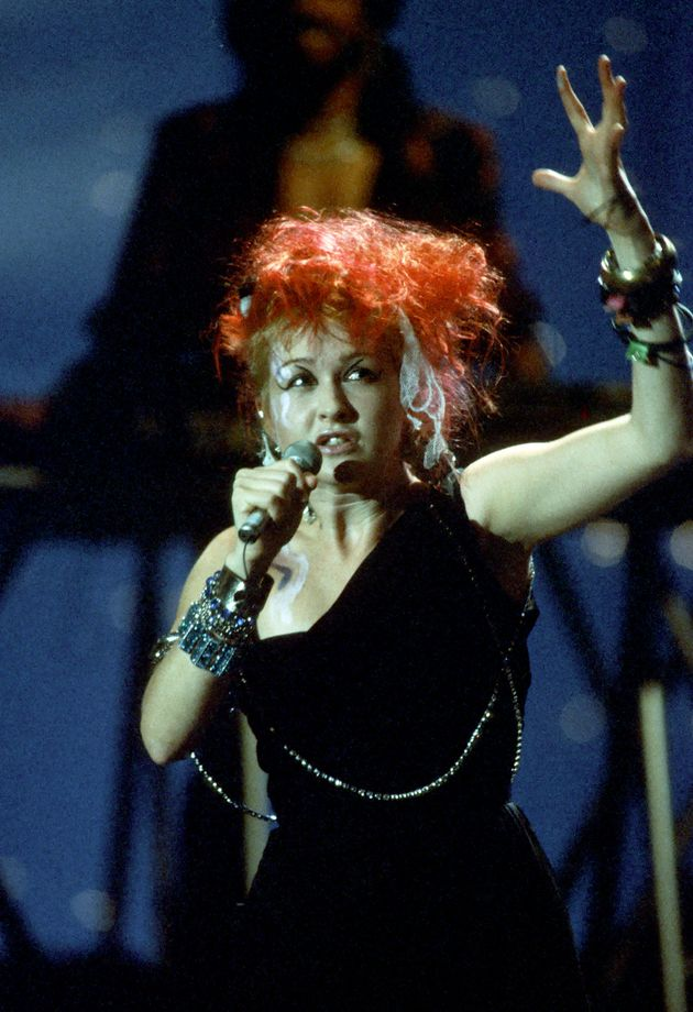 Cyndi has been an activist for LGBT rights as long as she has been a star, inspired - she says - by her...