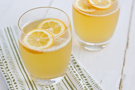 "<strong>Get the <a href=""http://ohmyveggies.com/recipe-lightly-sweetened-sparkling-meyer-lemonade/"" target=""_hplink"">Lightly"