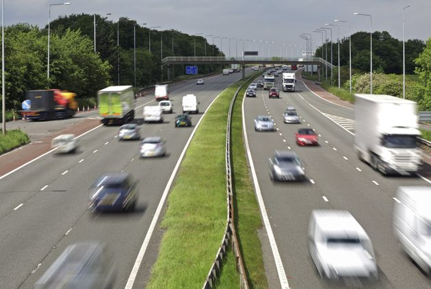 Ravi Semic was caught drink-driving on the M6 motorway (file