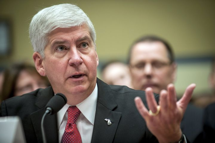 In February, Michigan Gov. Rick Snyder (R) approved legislation creating a $30 million reimbursement plan for Flint wate